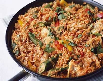 West African Jollof Rice