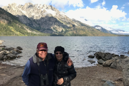 Autumn Trip to Wyoming to view Grand Tetons and Yellowstone