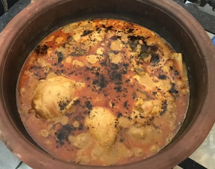 Sri Lanka Chicken Curry