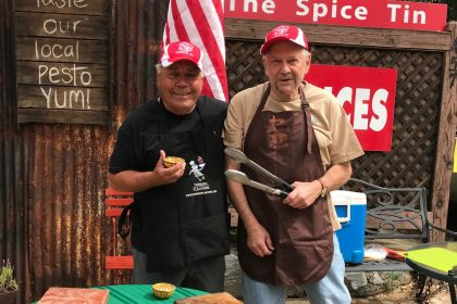 National BBQ Month & 9th Anniversary for The Spice Tin