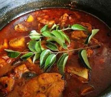 Sri Lanka Fish Curry