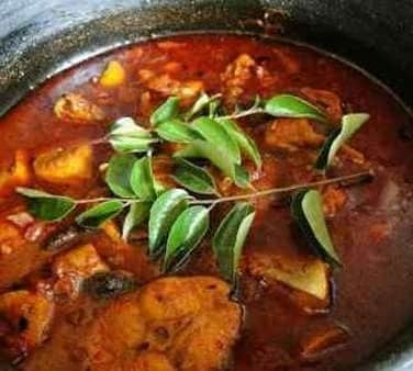 Sri Lanka Fish Curry