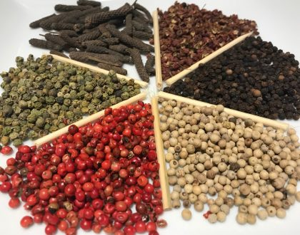 All About Peppercorns
