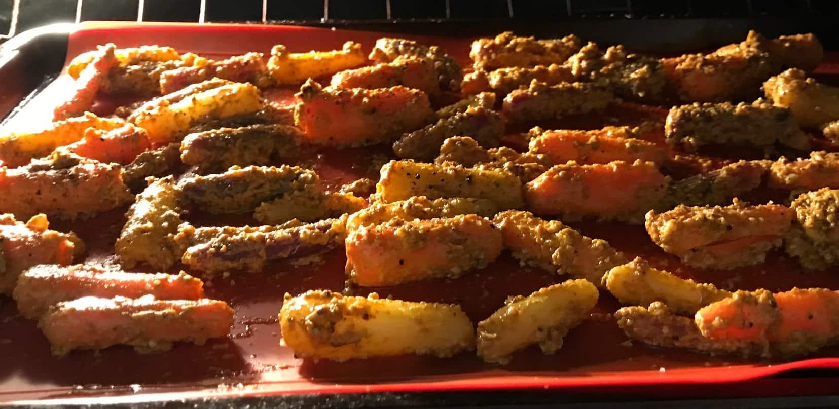 Vadouvan Carrots