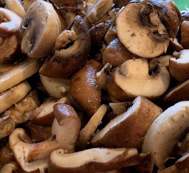 Pickled Mushroom Salad