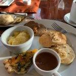 Kehoe House Breakfast 1